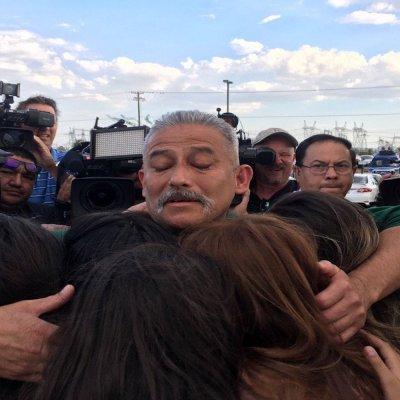 Rómulo fue arrestado en febrero.