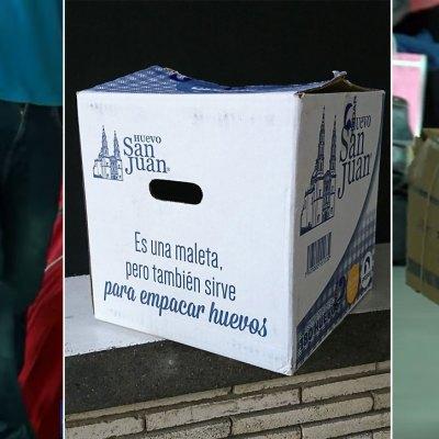 #DeHuevos: Brindan un merecido homenaje a los paisanos y sus
