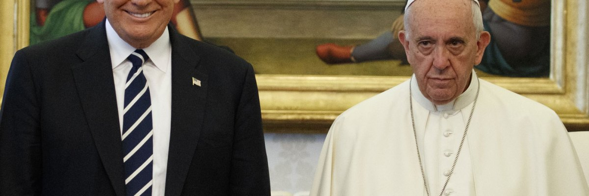 #ChamucoPecador: El papa Francisco regaña (otra vez) a Trump por terminar DACA