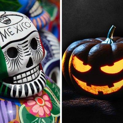 Día de Muertos vs. Halloween