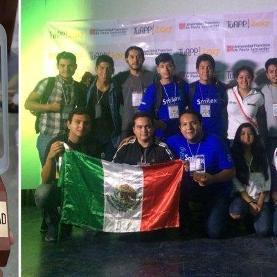 #Genios: Ganan estudiantes mexicanos el Torneo Internacional de Apps 2017