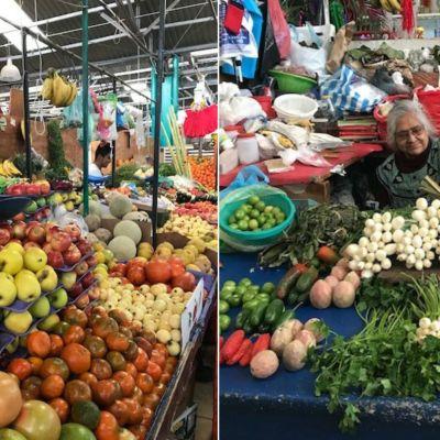 Mercados mexicanos