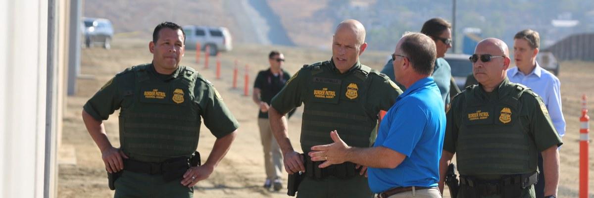 #Ignorado: Trump ya no espanta y los cruces ilegales en la frontera han vuelto a incrementarse