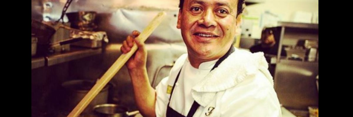 Hugo Ortega - Chef mexicano