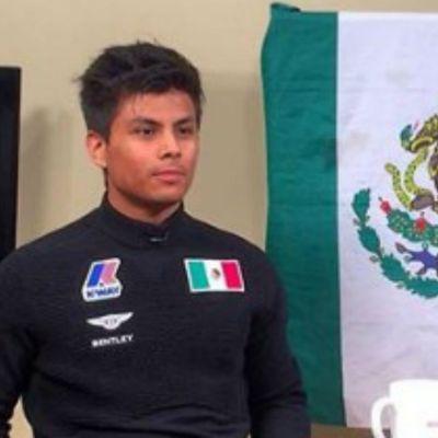 Rodolfo Dickson - Esquiador mexicano