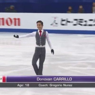 Donovan Carrillo