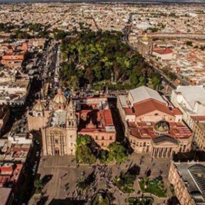 #Tesoro: Nombran al centro de San Luis Potosí Patrimonio Mundial de la Humanidad