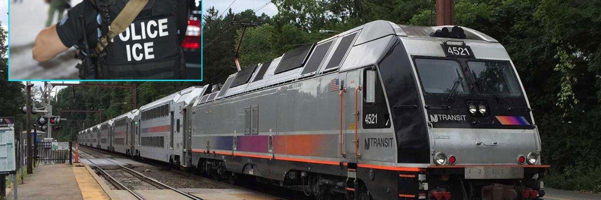 """#WTF: Castigan a conductor de tren en NY por avisar que """"La Migra"""" subió a buscar """"ilegales"""""""