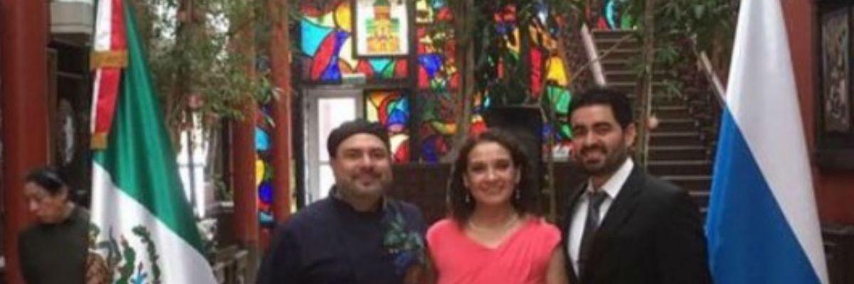 El poblano Augusto Romero abre restaurante mexicano en Moscú