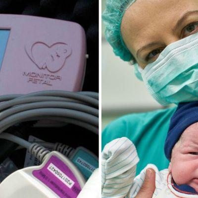 Médicos mexicanos crean monitor fetal para evitar sufrimiento de los bebés