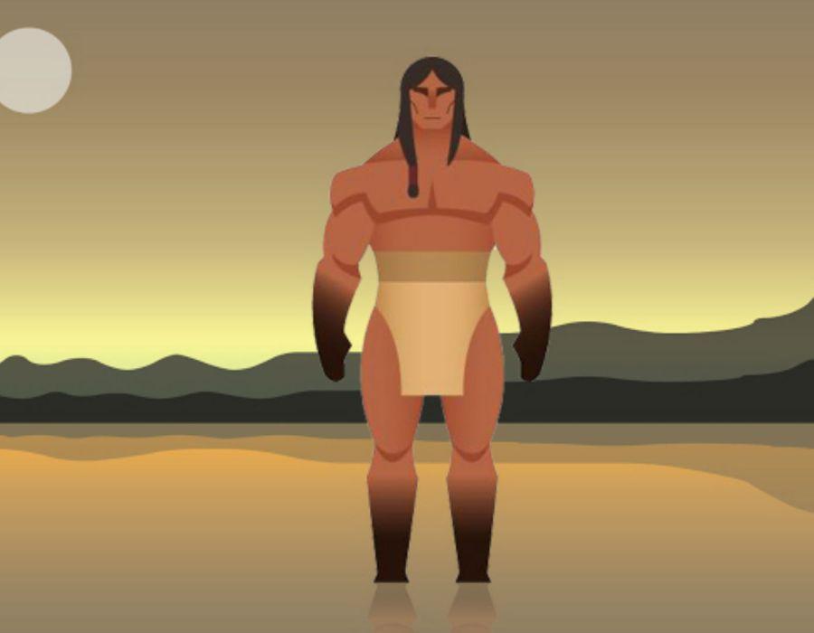 La Senda de Jatñi - videojuego mexicano