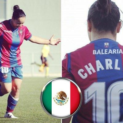 #Pichichi: La mexicana Charlyn Corral hizo historia en el fútbol español