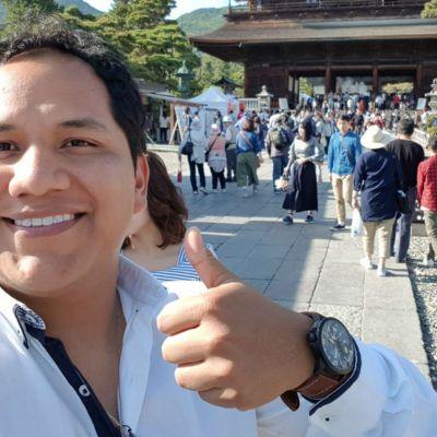 #Genio: Estudiante mexicano ayudará a los japoneses a desarrollar nanotecnología