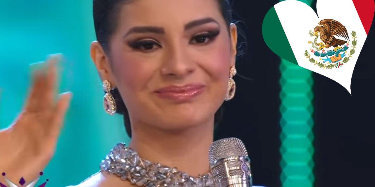 """#Belleza: """"Sí, traigo huaraches y me los amarré bien"""", la épica respuesta de Miss Guerrero"""