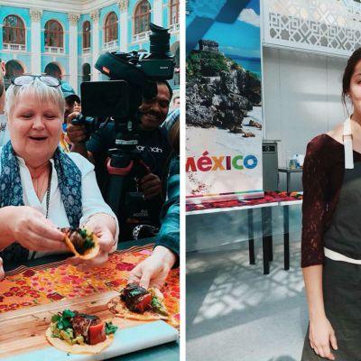Los rusos caen rendidos de amor ante los tacos al pastor