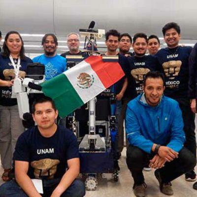 #Goya: Dos robots de la UNAM están entre los mejores del mundo