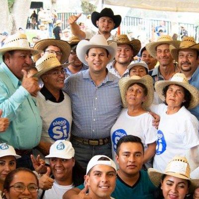 #PorGuanajuato: Este candidato pone a los migrantes en el centro de su plan de gobierno
