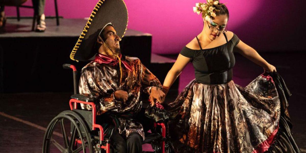 Ballet Mexicano de la Discapacidad