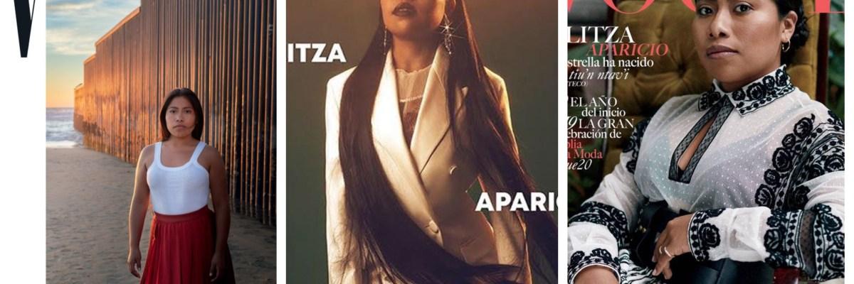 Las portadas de Yalitza Aparicio que le han dado la vuelta al mundo