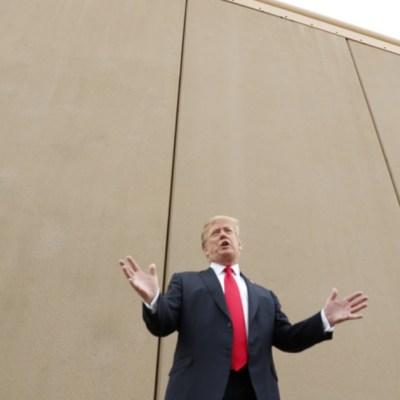 La contundente respuesta del Congreso al muro de Donald Trump