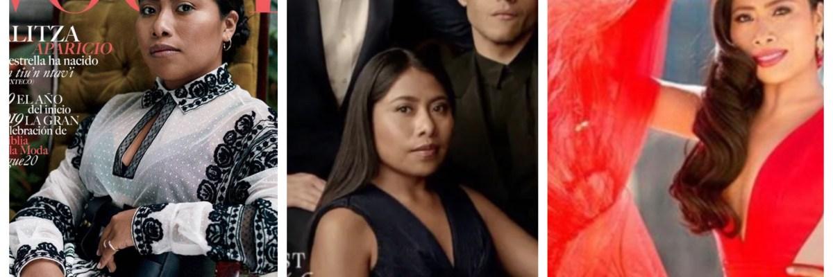 La portada de Yalitza Aparicio que desató polémica en redes sociales