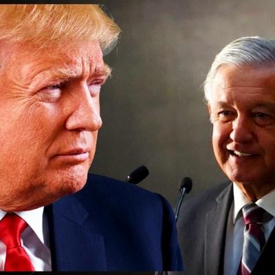 Donald Trump lanza amenazas a México; AMLO responde de esta manera