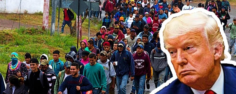 Estas son las formas en las que Trump ha agredido a los migrantes mexicanos