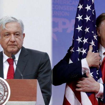 Este es el acuerdo con Donald Trump que AMLO reveló en sus 100 días de gobierno