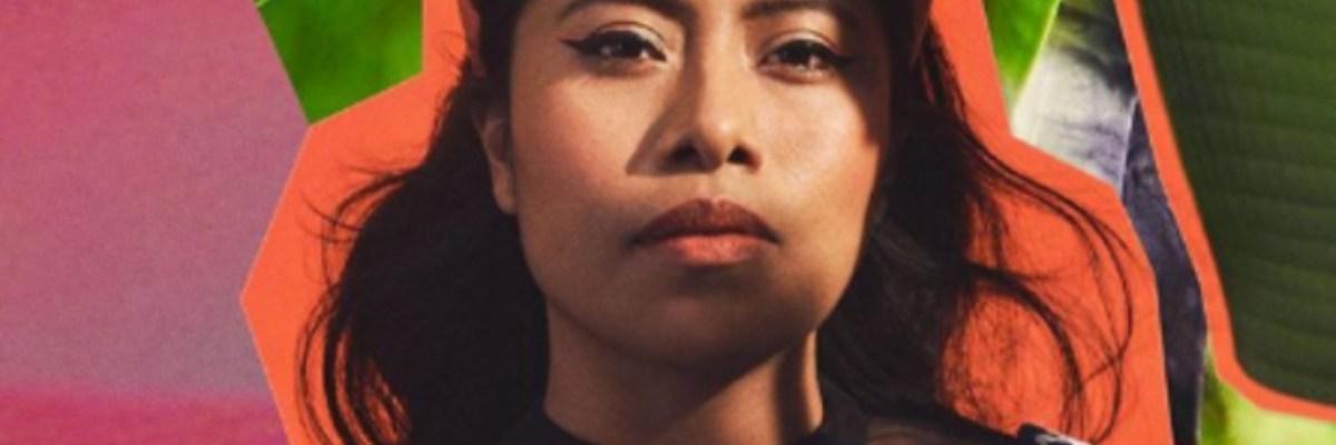 Yalitza Aparicio impacta en nueva portada vistiendo Prada