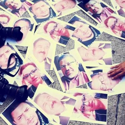 Piden atender violencia contra periodistas en México; gobierno de EPN el más violento