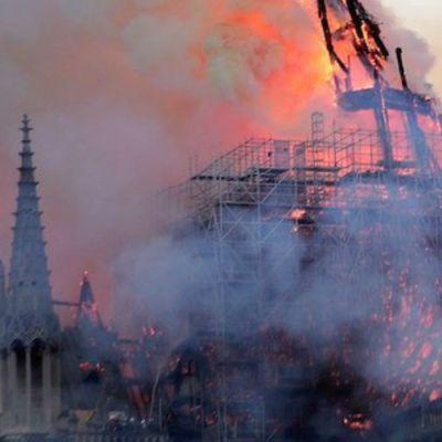 Cinco incendios que marcaron la historia de la humanidad