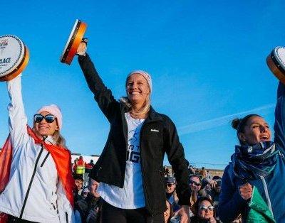 Clavadista mexicana logra subir al podium en Serie Mundial de Clavados