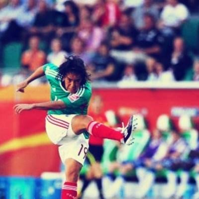 Gol de Mónica Ocampo es reconocido como el mejor de la historia en los mundiales