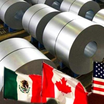 México y Canadá derrotan a Donald Trump y sus impuestos al acero