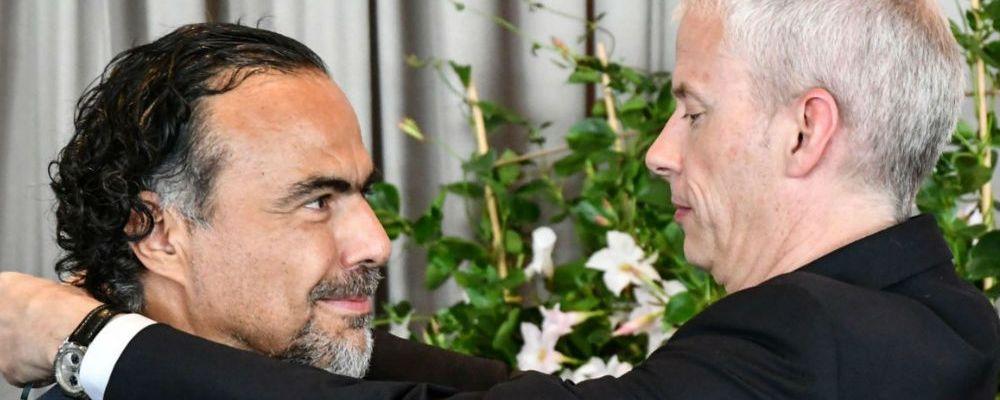 Gobierno francés entrega reconocimiento a Alejandro González Iñárritu