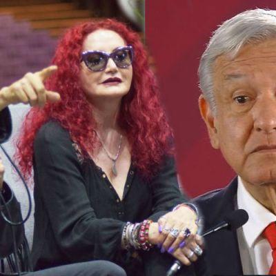 Alex Lora ofrece disculpas a AMLO por comentario de su hija