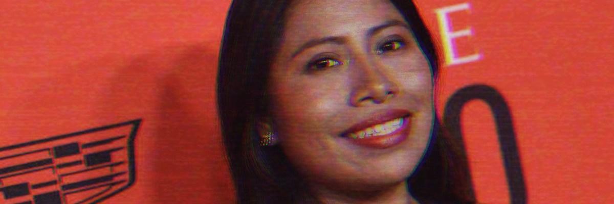 Revelan video de cómo audicionó Yalitza Aparicio para la cinta ROMA