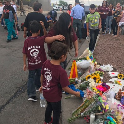 Mexicanos, objetivo del chico que planeó los hechos de El Paso