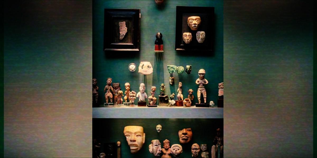 #Indignante: Subastan piezas prehispánicas de México en Francia
