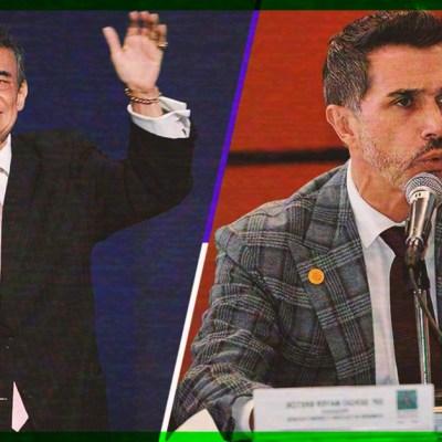 Sergio Mayer responde a los señalamientos sobre las regalías de José José (VIDEO)