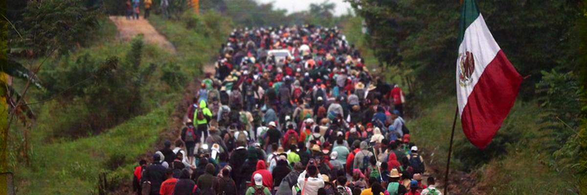 Gran acción generar trabajos para los migrantes que lleguen a SLP: Emilio Braun Burillo