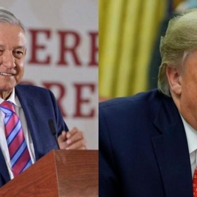 Trump revira; no cambiará de calificación a grupos delictivos de México