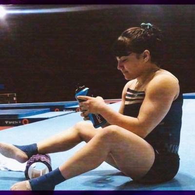 #OrgulloMexicano: Alexa Moreno es ganadora del Premio Nacional del Deporte