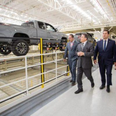 #Tómala: Toyota anuncia inversión de más de 900 MDD en planta para Guanajuato
