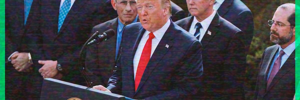 """¿Es neta? Trump acusa a la OMS de actuar mal ante Covid-19; """"Lo arruinaron"""""""