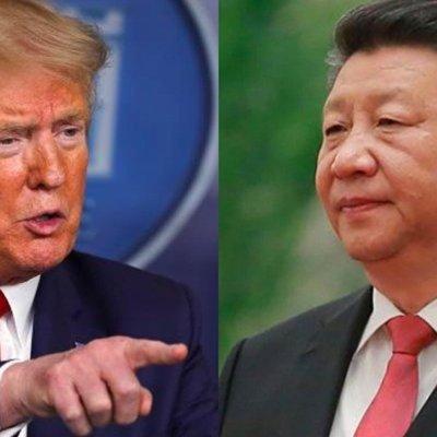 Donald Trump lo vuelve a hacer, despotrica contra el presidente de China