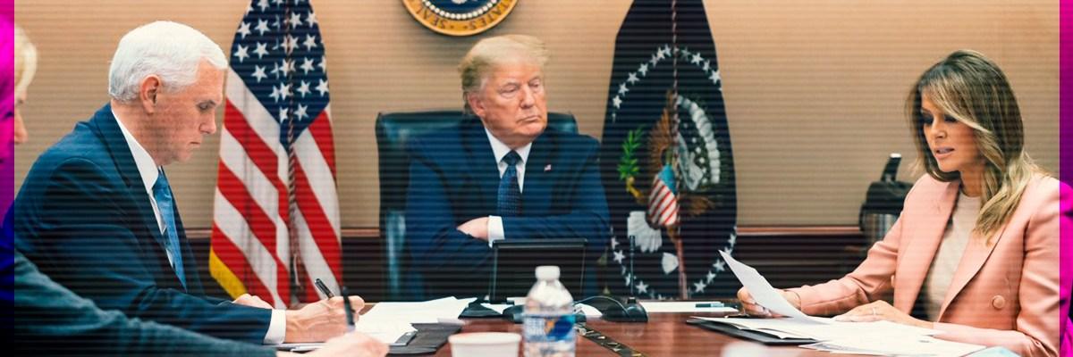 #Increíble: Donald Trump revela que se automedica para prevenir COVID-19