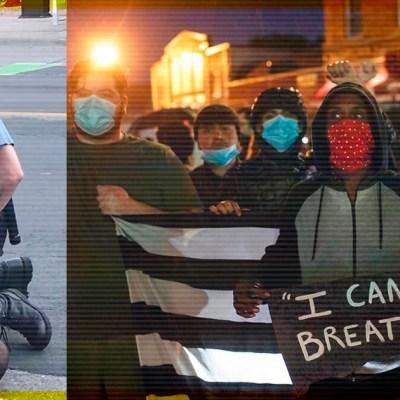 Entre protestas y famosos, así exigen justicia para George Floyd