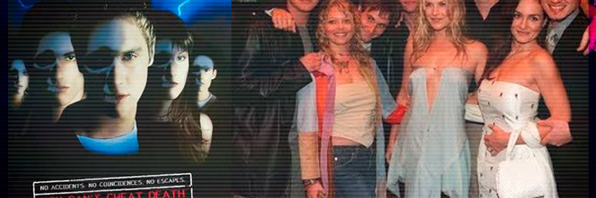 Así han cambiado los protagonistas de Destino Final a 20 años del estreno