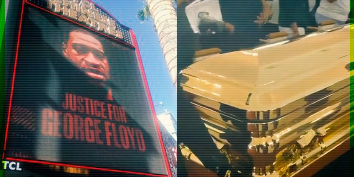 Abogado de George Floyd revela nuevo video del momento de la detención